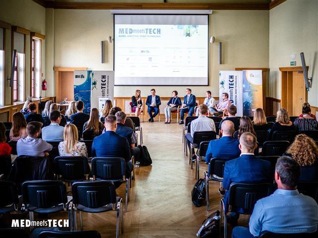 W miniony piątek, 21 września 2018 miała miejsce VI edycja konferencji MEDmeetsTECH w Gdańsku. Wydarzenie przyciągnęło setkę innowatorów, przedsiębiorców i naukowców